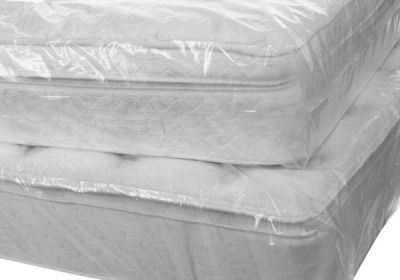 Plastic Mattress Protector- Single Bed